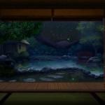 【刀剣乱舞】新景趣「夏の夜の庭」の製作が決定!