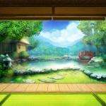 【刀剣乱舞】景趣「夏の庭」が公開に!