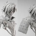 【刀剣乱舞】大山竜さんが燭台切光忠の原型を作成!